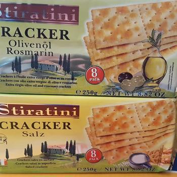 Cracker 250g SALZ