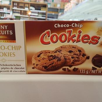 Cookies Schoko Chip 130g